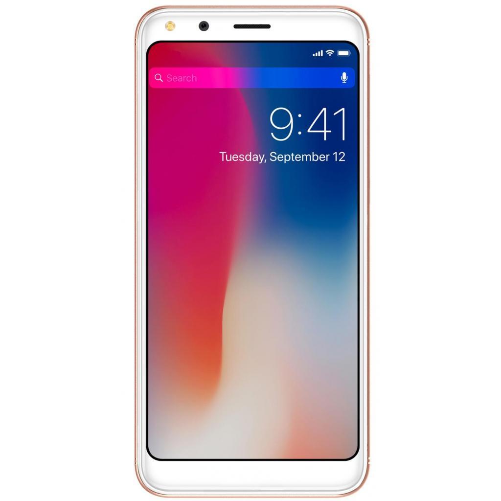 Телефон Doogee X53 1/16GB Pink (7100639)