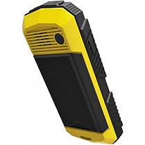 Sigma mobile X-treme PQ67 3G Black/Yellow, фото 3