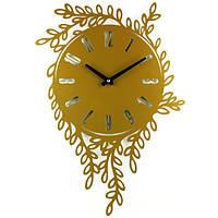 Настінні Годинники металеві Glozis Willow