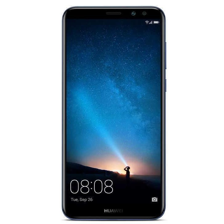 Смартфон Huawei Mate 10 Lite 4/64GB Black (5827317)