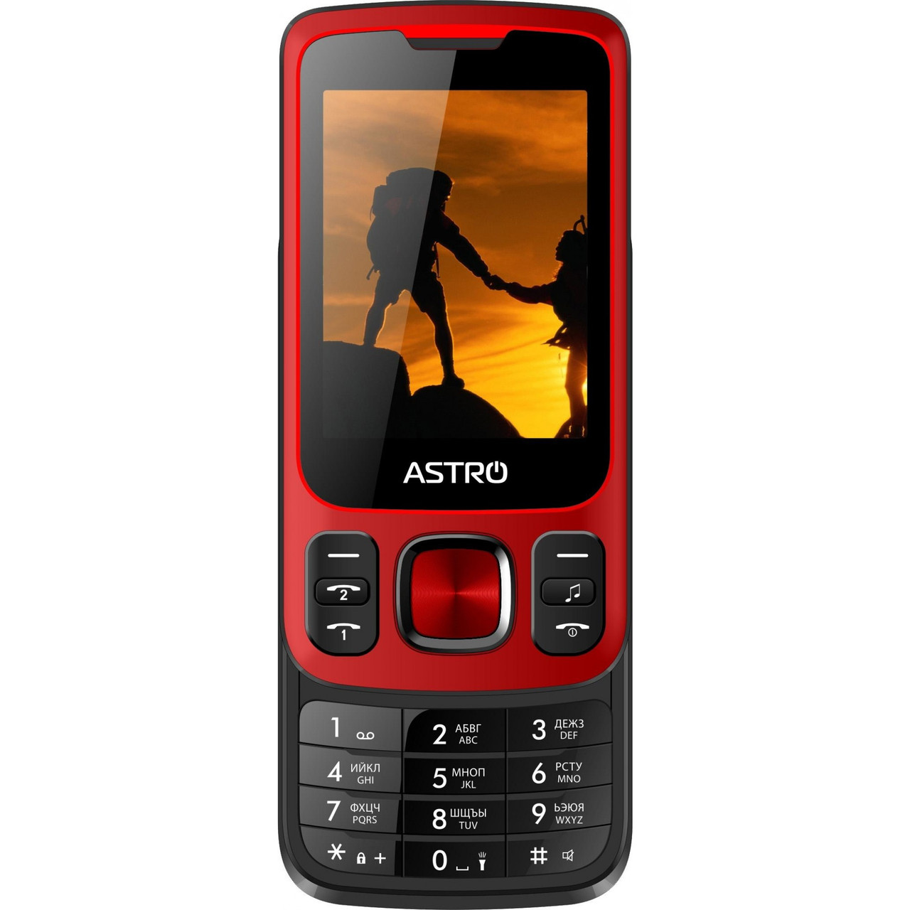 Телефон Astro A225 Red