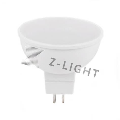Светодиодная лампа Z-light 1031 MR16 G5,3 6W 4000K 480LM, фото 2