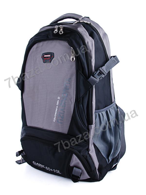 f13134f9d341 Рюкзак (55х40х20см.) - плащевка 8222 grey, цена 448 грн., купить в ...