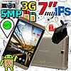 Планшет- телефон (УЦЕНКА) Mediacom M-SP712B 3G  1GB/16GB  HD + Чехол в ПОДАРОК