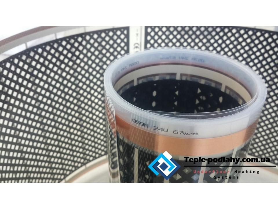 Инфракрасная пленка KH303 12V (30 см) Корея