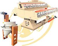 Крупозавод по переработке овса производительностью 60 т/сутки