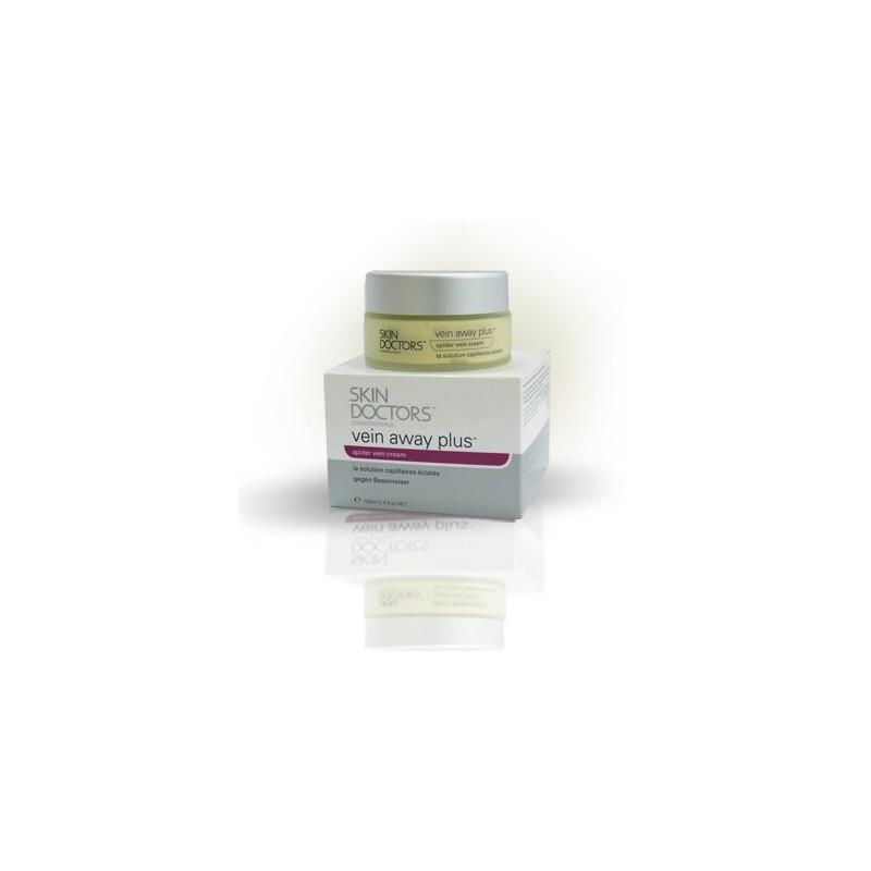 Skin Doctors Vein Away Plus -  Крем для тела многофункциональный от повреждения капилляров 100мл