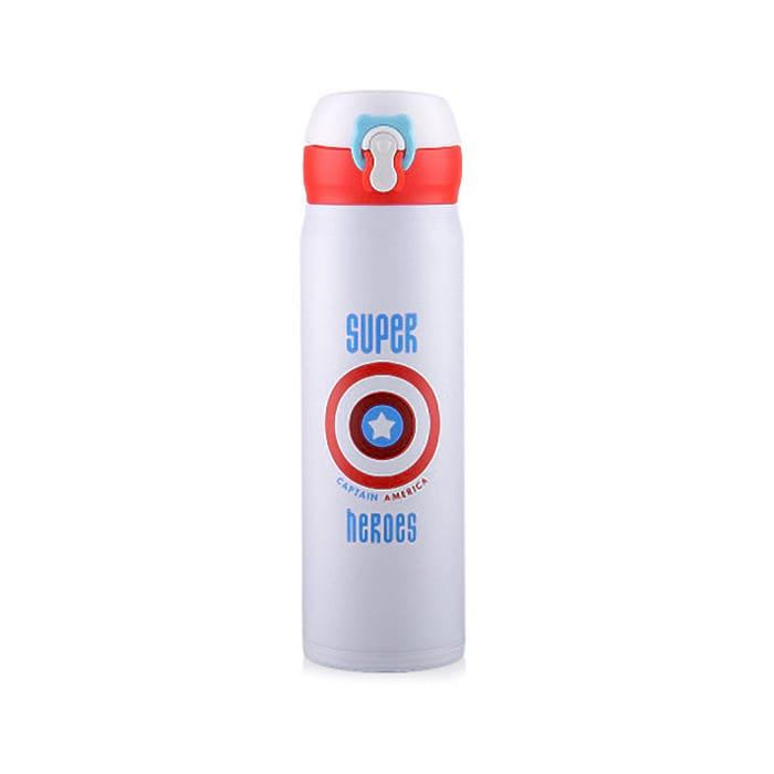 Термос Captain America 500 мл белый (TS-1279)