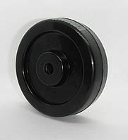 Колесо из фенола 100х35 мм термостойкое для печей