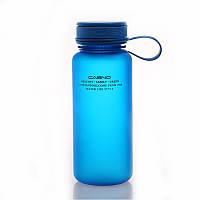 Бутылка для воды Casno 600 синяя (WB-766)