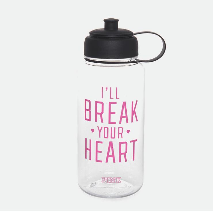 Бутылка для воды Carry My PINK розовая (WB-719)