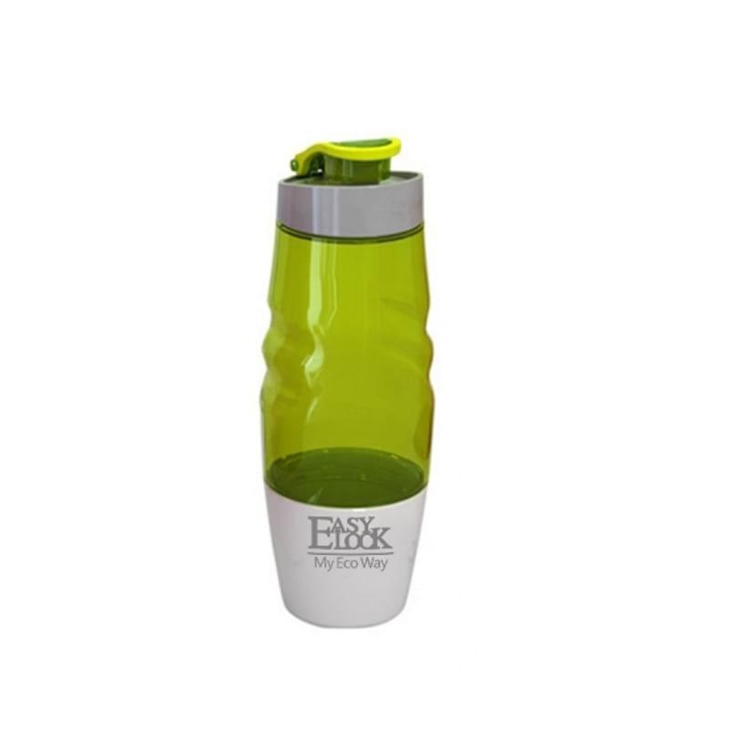 Бутылка для воды Easy lock Sport зеленая (WB-592)