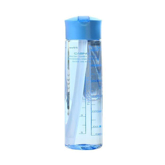 Бутылка для воды Casno 700 синяя (WB-581)