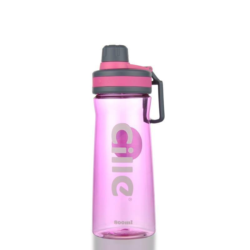 Бутылка для воды Cille 800 розовая (WB-571)