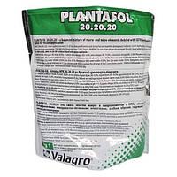 Водорастворимое удобрение Plantofol (Плантафол) 20+20+20 1 кг Valagro Италия