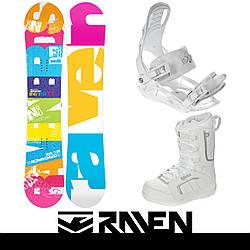 Сноуборд RAVEN INFINITY 145 см