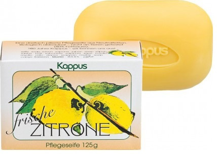 Мило Kappus Свіжий лимон 125гр. Нiмеччина