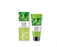 LEBELAGE GREEN TEA BALANCING CLEANSING FOAM Пенка с зеленым чаем