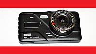 """DVR H528 4"""" Full HD с выносной камерой заднего вида, фото 1"""