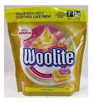 Капсули для прання Woolite для делікатних тканин 28шт.*22гр.