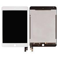 Дисплей (LCD) для планшета Apple iPad mini 4 White Compleate HC