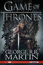 Книга A Game of Thrones (Book 1) (TV tie-in edition)