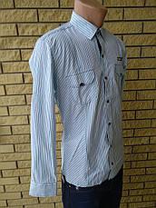 Рубашка мужская высокого качества SPORTSMAN, Турция, фото 3