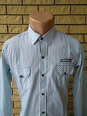 Рубашка мужская высокого качества SPORTSMAN, Турция, фото 2