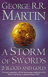 Книга A Storm of Swords: Blood and Gold (Book 3, Part 2)