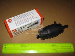 Электро двигатель омывателя ВАЗ 2108-10 нового образца (черный) 12В, 10Вт  2108-5208009