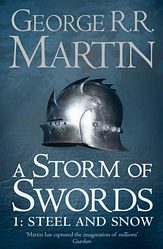 Книга A Storm of Swords: Steel and Snow (Book 3, Part 1)