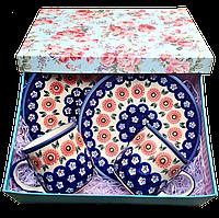 """Подарочный набор керамической посуды """"Dalia"""""""