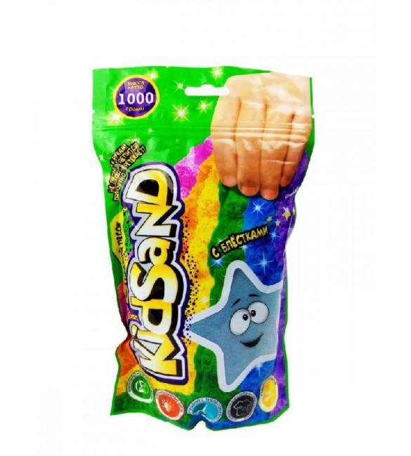 Кинетический песок Kidsand 1 кг Danko Toys (KS-03-01)