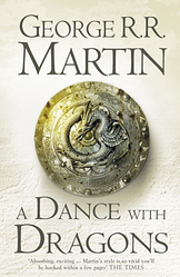 Книга A Dance With Dragons (Book 5)
