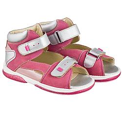 Босоножки ортопедические для детей Memo Monaco 3JD Розовые