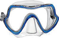 Маска для фридайвинга PURE VISION  CL BL(синяя)