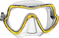 Маска для ныряний PURE VISION CL YL(желтая)