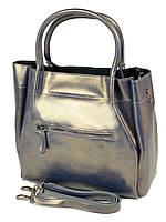 Классическая женская сумка из натуральной кожи ALEX RAI
