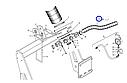 Воздуховод дозатора удобрений ф45 мм., фото 2