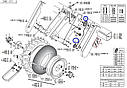 Звездочка приводная пластик Z-16, фото 2
