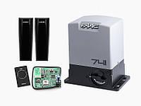 Автоматика для откатных ворот Faac 741 KIT (вес створки до 900 кг)