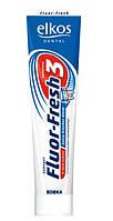 Зубний гель Elkos Fluor-Fresh 125мл.