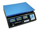 Весы торговые | рыночные | электронные | ваги для торгівлі Opera Plus до 40 кг, фото 2