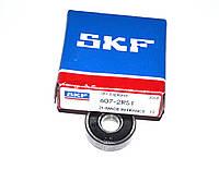 Подшипник универсальный SKF 607-2RS (607) 7mm*19mm*6mm (Франция,коробка)
