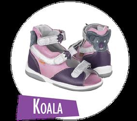 Босоножки ортопедические для детей Memo Koala