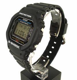 Мужские часы CASIO G-SHOCK DW-5600E-1VQ Черный (0А00033)