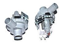 Насос (помпа) для пральної машинки напівавтомат Saturn P25-1 (20W,20L/min,під клеми)