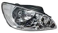 Фара правая Hyundai Getz II (рестайлинг) с 2002 - 2010 коррек: электрический, (DEPO, 221-1141R-LD-EM) - шт.