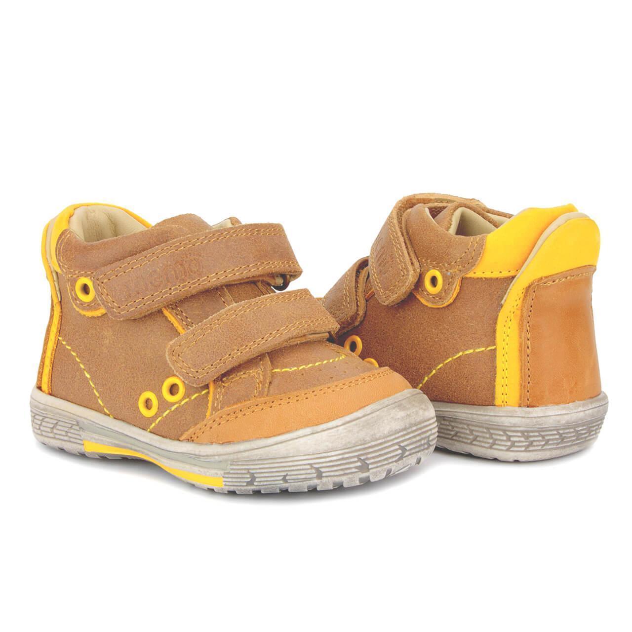 46292f4c5 Детские ортопедические ботинки Memo Nodi 1BE Коричневые - Medort -  Ортопедическая продукция, товары для здоровья