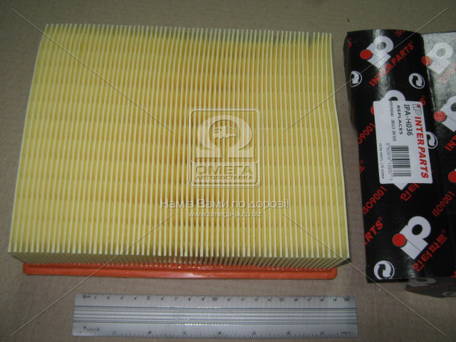 Фильтр воздушный HYUNDAI SONATA (производитель Interparts) IPA-H036